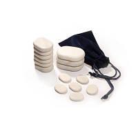 Набор мраморных камней для стоунтерапии 15TC