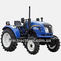 Трактор DONGFENG 244 DHX, 3 цил, 24 л.с, ГУР, увеличенные шины. Бесплатная доставка!