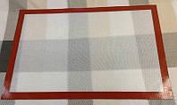 Силиконовый коврик №2 для выпечки 60х40см
