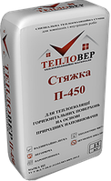 Стяжка для полов ТЕПЛОВЕР П-450 подготовительная (15 кг)