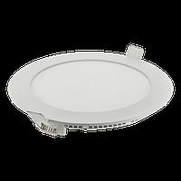 Встраиваемый LED светильник 9W круг SIMPLE HN-238030