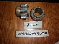 шестерню привода переднего моста камаз 4310-1802112 ..