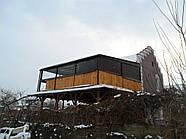 Вікна ПВХ на балкон с. Забір'я