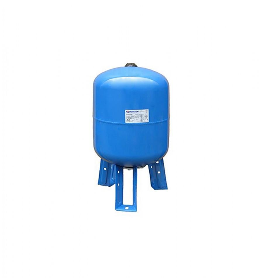 Гидроаккумулятор AQUAsystem объём 50 литров , вертикальный