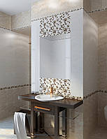 Плитка для ванной Октава 25*40