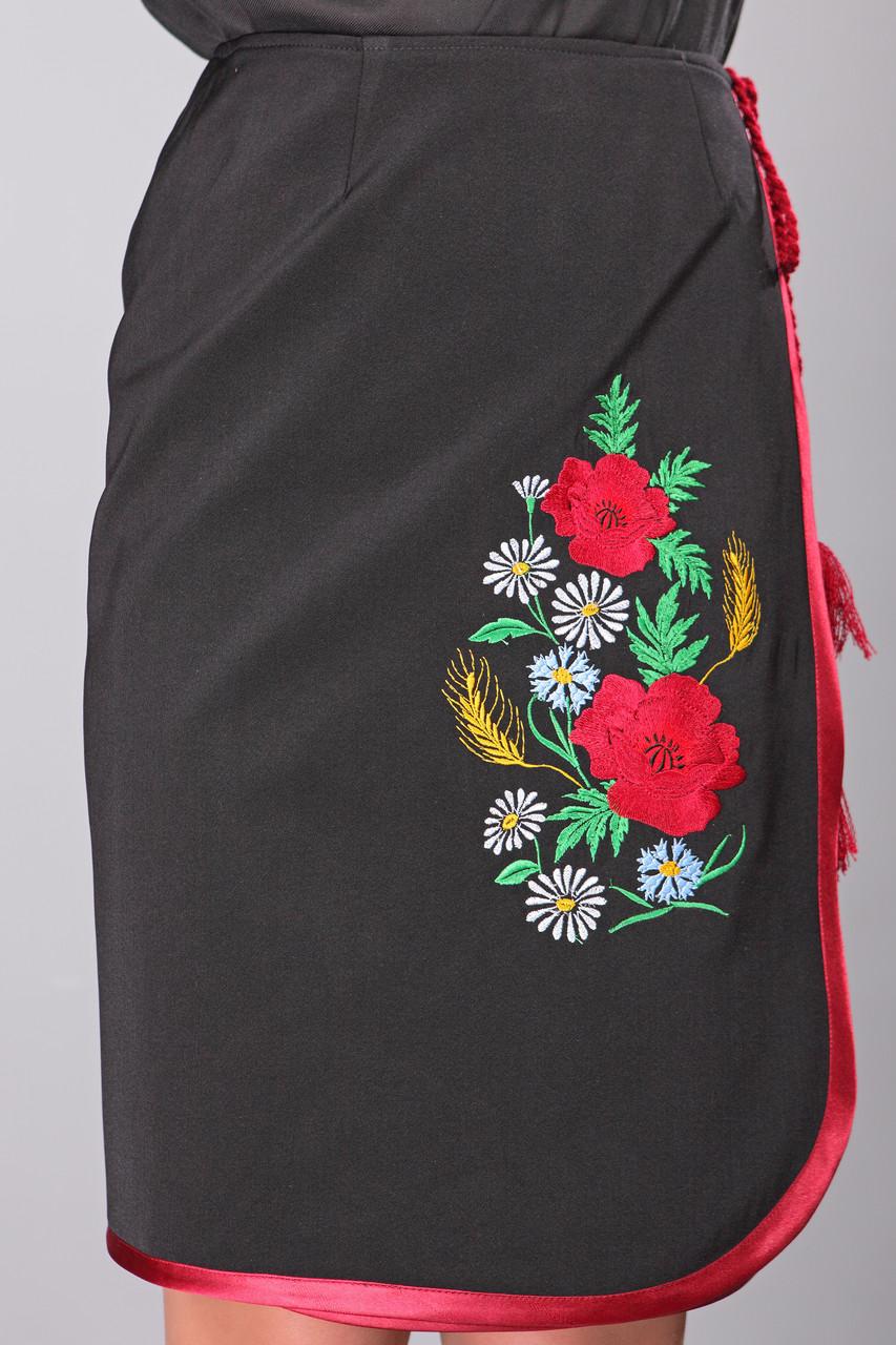 Женская вышитая плахта, юбка