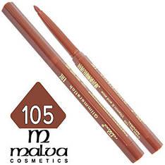 Malva - Карандаш M-300 для губ механический Тон №105 natural матовый