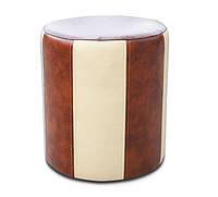 Пуфик мебельный 39х39х42 см. (Арлекино, Зебра, Скиф, Такси)