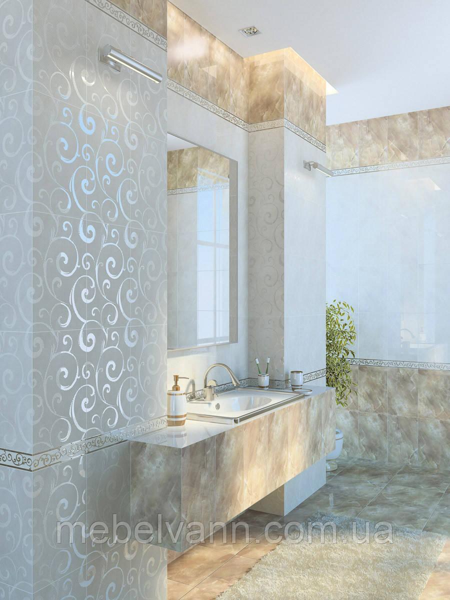 Плитка для ванної Onyx 25*40