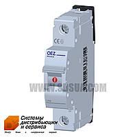 Автоматический выключатель LPN-10C-1 10кА (OEZ)