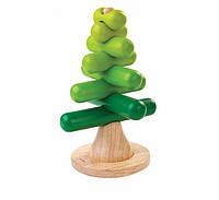 """Деревянная игрушка """"Пирамидка дерево"""", PlanToys"""