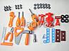 Детские инструменты набор ящик машинка шуруповерт Toolbox Center, фото 4