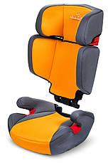 Автокресло Wonderkids Rookie 15-36 кг (WK03-R21-005) оранжево-серый, фото 3