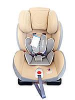 Автокресло Eternal Shield Honey Baby 9-36 кг (ES02N-HB42-004) бежево-серый