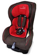 Автокресло Wonderkids Crown Safe 0-18 кг (WK01-CS11-011) красно-коричневый
