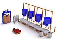 Оборудование резиновой плитки и брусчатки