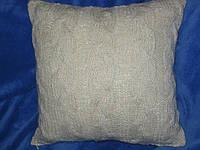 Декоративная диванная подушка ручной работы