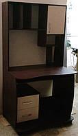 Компьютерный стол КС 18 Яблоня Локарно
