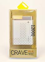 Power Bank Proda Crave PPL-20 12000mAh gold