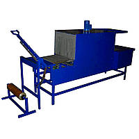 Термотоннель для групповой упаковки в термоусадочную пленку (без запайщика)