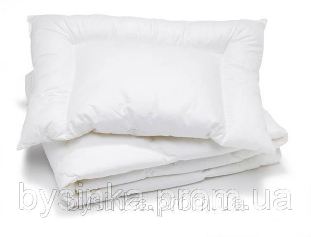 Подушка и одеяло для новорожденных