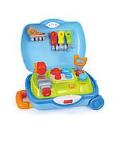 Игровой набор «Huile Toys» (3106) Чемоданчик с инструментами