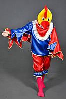Новогодний карнавальный костюм Яркий Петушок мальчикам и девочкам 4-8 лет