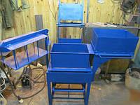 Оборудование пластиковой плитки
