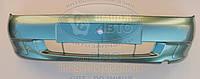 Бампер ВАЗ 1118 передний (под галогенки) (322) Колумбийская Зелень Альянс Холдинг