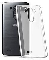 Прозрачный Slim чехол LG G3/D855 (0,3 мм)
