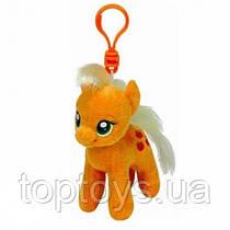 Игрушка мягкая TY My Little Pony 41101 Applejack 15 см