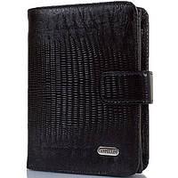 Маленький женский кошелек CANPELLINI SHI968-8 черный