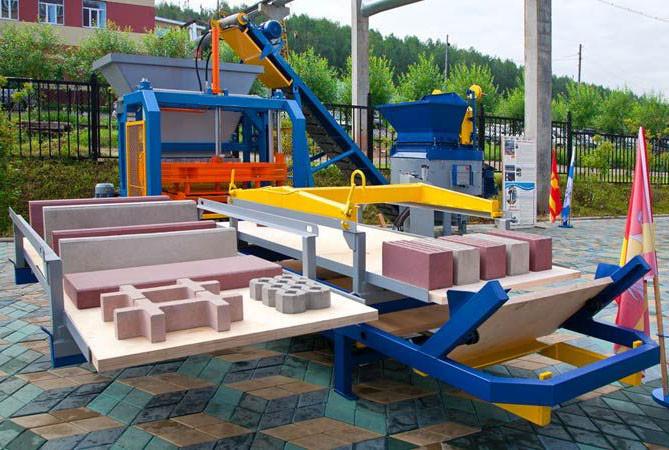 Оборудование для производства клинкерной плитки