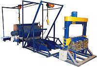 Оборудование производства полимерной плитки
