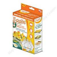 Варка яиц без скорлупы Eggies