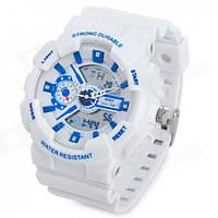 Skmei Мужские часы Skmei Super White, фото 1