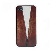 Чехол для iPhone 5/5S Деловой стиль - коричневы