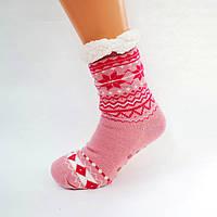 Женские тёплые носки ISV-1103