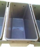 Очистка форм и нанесение полимерного покрытия