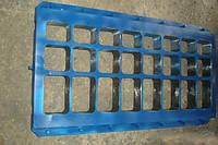 Оборудование для производства форм для тротуарной плитки