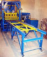 Оборудования плитки вибропрессованная
