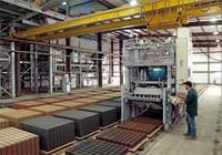 Промышленное производство тротуарной плитки
