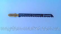 Пилка для лобзика Metabo 23633 (T144D) дерево HCS (623712000) Опт и розница