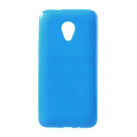 Чехол силиконовый матовый на HTC Desire 700 Dual sim Для телефона, Матовый, Голубой