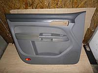 Оббивка двери перед. лев. (Универсал) Volkswagen Caddy III 04-10 (Фольксваген Кадди), 2K1867005M