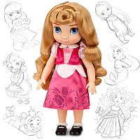 Кукла Аврора (Aurora) Disney Animators коллекционная серия Дисней -40см., фото 1