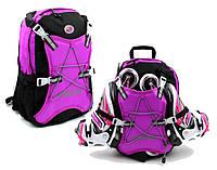 Рюкзак для роликов Wheelers Rollers фиолетовый