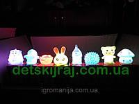 Ночник светильник хамелеон животные