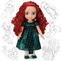 Кукла Мерида (Merida) Disney Animators коллекционная серия Дисней -40см., фото 1