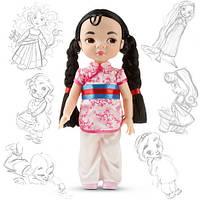 Кукла Мулан (Mulan) Disney Animators коллекционная серия Дисней -40см., фото 1